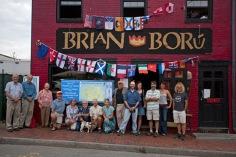 Ireland 2013 - Brian Boru Pub in Portland, Maine