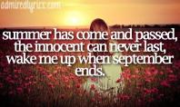 Sept lyric