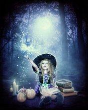 littlest_witch___halloween_spell_practice_by_brandrificus-d6qc0o2